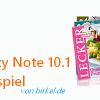 Samsung Galaxy Note 10.1 Gewinnspiel [Beendet]