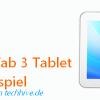 Samsung Ativ Tab 3 Tablet Gewinnspiel [Beendet]