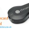 Google Chromecast Gewinnspiel