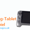 Gaming Tablet Gewinnspiel [Beendet]