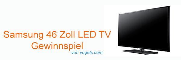 Samsung Led TV 46 ZOLL VOGELS