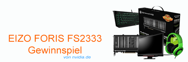 EIZO FORIS FS2333 Display