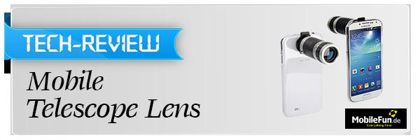 Telescope Lens Galaxy S4
