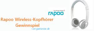 Rapoo Wireless-Kopfhörer