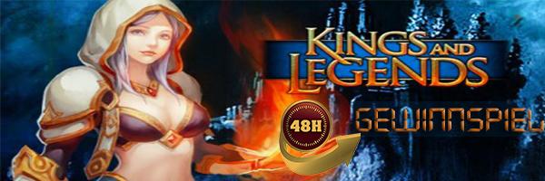 kings and legends header gewinnspiel