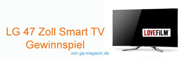 LG Smart LoveflimTv gewinnspiel