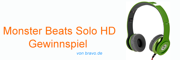 Monster Beats Solo Hd Headset Gewinnspiel