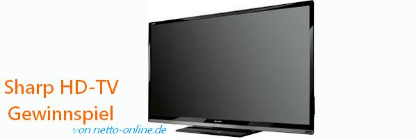 sharp 3d led tv gewinnspiel tech win der technik blog. Black Bedroom Furniture Sets. Home Design Ideas